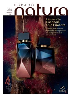 Ofertas de Perfumarias e Beleza no catálogo Natura (  Vence hoje)
