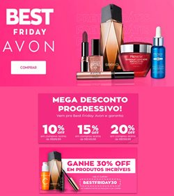 Ofertas Perfumarias e Beleza no catálogo Avon em Carapicuíba ( 3 dias mais )