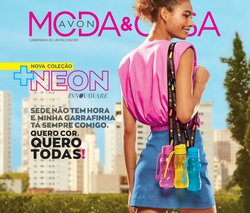 Catálogo Avon em São Paulo ( Vencido )