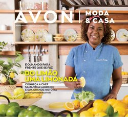 Catálogo Avon ( Vence hoje )