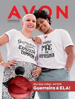 Catálogo Avon em Guarulhos ( 25 dias mais )