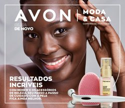 Catálogo Avon (  Publicado hoje)