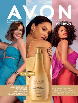 Ofertas de Perfumarias e Beleza no catálogo Avon (  8 dias mais)