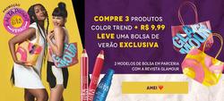 Promoção de Avon no folheto de Rio de Janeiro