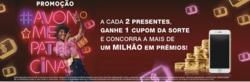Promoção de Avon no folheto de Guarulhos