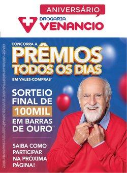 Ofertas de Farmácias e Drogarias no catálogo Drogaria Venancio (  12 dias mais)