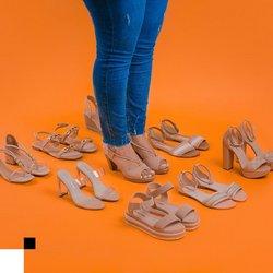 Ofertas Roupa, Sapatos e Acessórios no catálogo Di Santinni ( Mais de um mês )