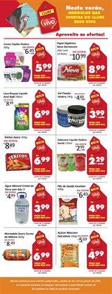 Ofertas Supermercados no catálogo Rede Vivo em Lajeado ( Publicado hoje )