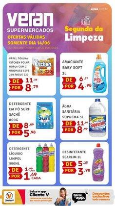 Catálogo Veran Supermercados (  Vence hoje)