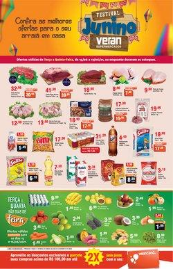 Ofertas de Supermercados no catálogo Veran Supermercados (  Publicado hoje)