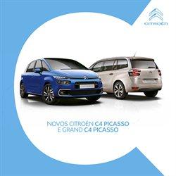 Promoção de Automóveis no folheto de Citroën em Rio Claro