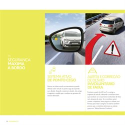 Promoção de Volante no folheto de Citroën em Diadema