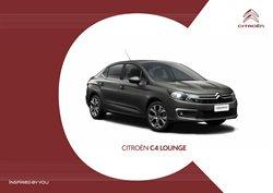 Catálogo Citroën em Belo Horizonte ( Mais de um mês )