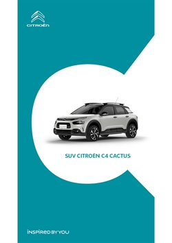 Catálogo Citroën em São Paulo ( Mais de um mês )