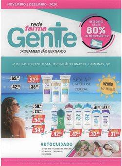 Ofertas Farmácias e Drogarias no catálogo Farmagente em Ribeirão Preto ( 28 dias mais )