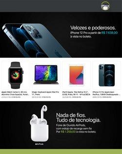 Ofertas Tecnologia e Eletrônicos no catálogo iPlace em Ilhéus ( 10 dias mais )
