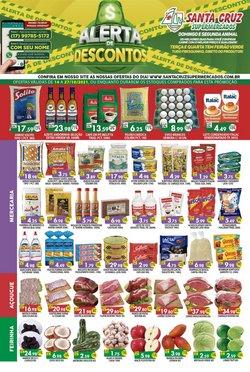 Ofertas de Santa Cruz Supermercados no catálogo Santa Cruz Supermercados (  9 dias mais)