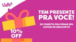 Promoção de Uatt? no folheto de Manaus
