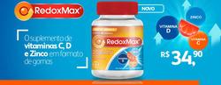 Promoção de PoupaFarma no folheto de São Paulo
