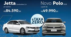 Promoção de Garra Veículos no folheto de Belo Horizonte