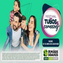 Ofertas de Irmãos Soares no catálogo Irmãos Soares (  Publicado ontem)