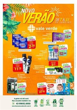 Catálogo Farmácias Vale Verde ( Vencido )