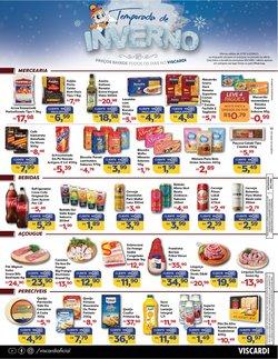 Ofertas de Supermercados Viscardi no catálogo Supermercados Viscardi (  3 dias mais)