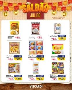 Ofertas de Supermercados Viscardi no catálogo Supermercados Viscardi (  Publicado ontem)