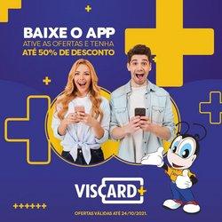 Ofertas de Supermercados Viscardi no catálogo Supermercados Viscardi (  5 dias mais)