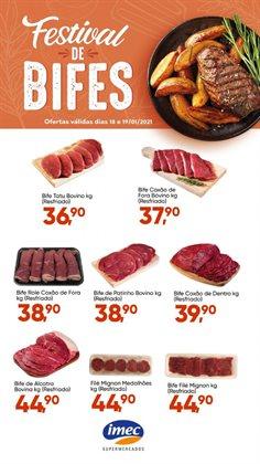 Catálogo Imec Supermercados ( Vence hoje )