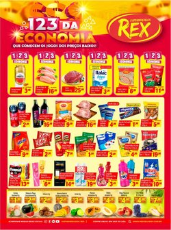 Ofertas de Supermercados Rex no catálogo Supermercados Rex (  2 dias mais)
