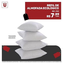 Ofertas Casa e Decoração no catálogo Utilicasa em São Gonçalo ( Válido até amanhã )