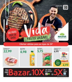 Catálogo Master Supermercados ( 3 dias mais )