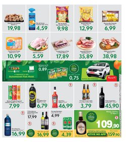 Ofertas de Supermercados no catálogo Master Supermercados (  Válido até amanhã)