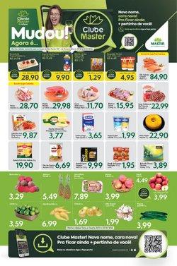 Ofertas de Master Supermercados no catálogo Master Supermercados (  Vence hoje)