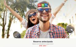 Promoção de Ibis Budget no folheto de São Paulo
