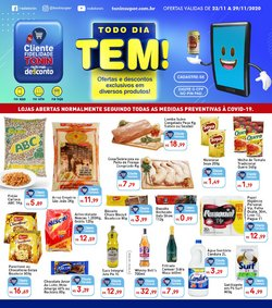 Ofertas Supermercados no catálogo Tonin Superatacado em Araraquara ( Publicado hoje )