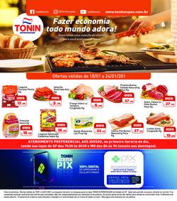 Catálogo Tonin Superatacado em Franca ( Publicado ontem )