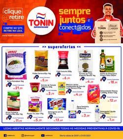 Catálogo Tonin Superatacado em São José do Rio Preto ( Publicado hoje )