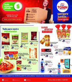 Catálogo Tonin Superatacado em Ribeirão Preto ( Vencido )