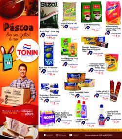 Catálogo Tonin Superatacado ( 3 dias mais )