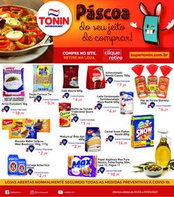 Catálogo Tonin Superatacado ( Publicado ontem )