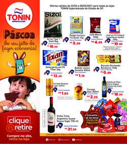 Catálogo Tonin Superatacado em São Carlos ( Vencido )