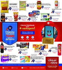 Ofertas Supermercados no catálogo Tonin Superatacado em São Carlos ( Publicado hoje )