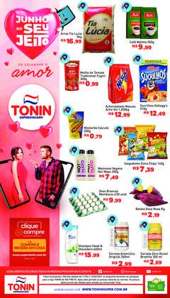 Ofertas de Tonin Superatacado no catálogo Tonin Superatacado (  Vencido)