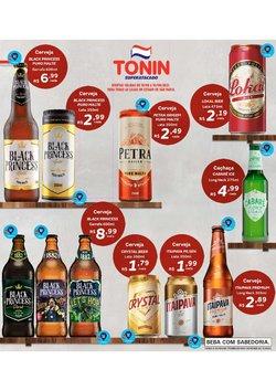 Ofertas de Tonin Superatacado no catálogo Tonin Superatacado (  2 dias mais)