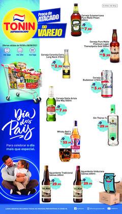 Ofertas de Supermercados no catálogo Tonin Superatacado (  Publicado ontem)