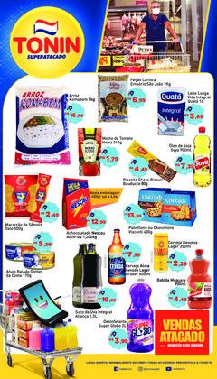 Ofertas de Tonin Superatacado no catálogo Tonin Superatacado (  Válido até amanhã)
