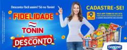 Promoção de Tonin Superatacado no folheto de Ribeirão Preto