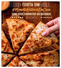 Ofertas Restaurantes no catálogo Outback em Santana de Parnaíba ( Vence hoje )